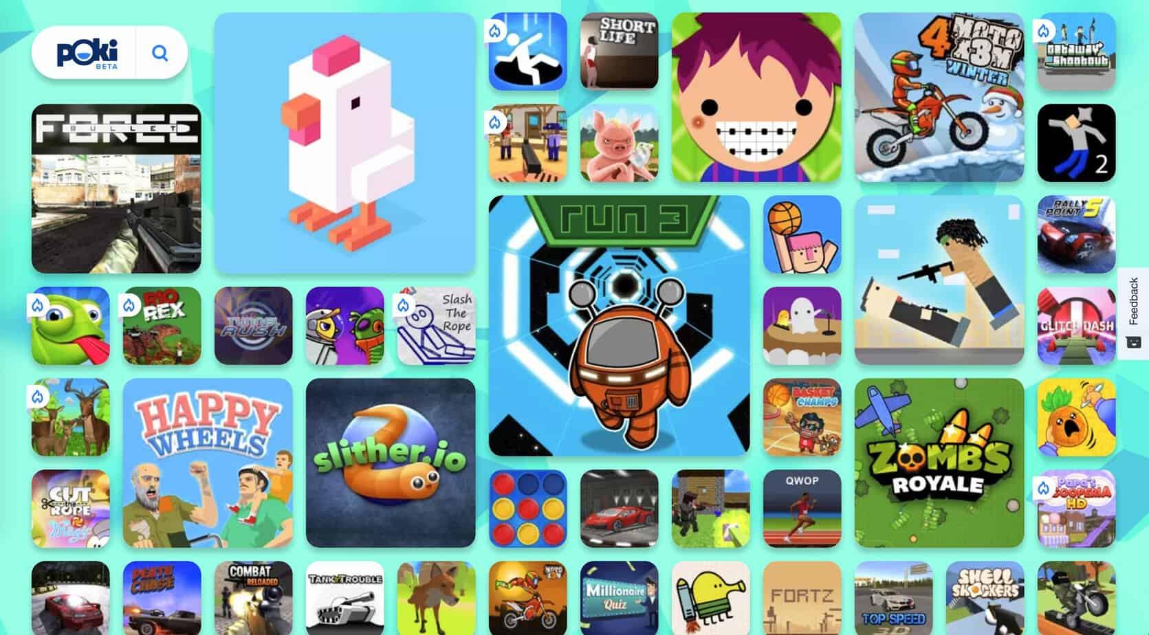 Poki Games